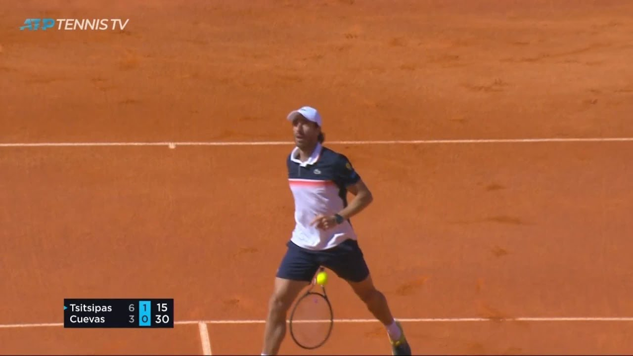 Photo of OBSCENE Pablo Cuevas No-Look Tweener Winner | Estoril 2019