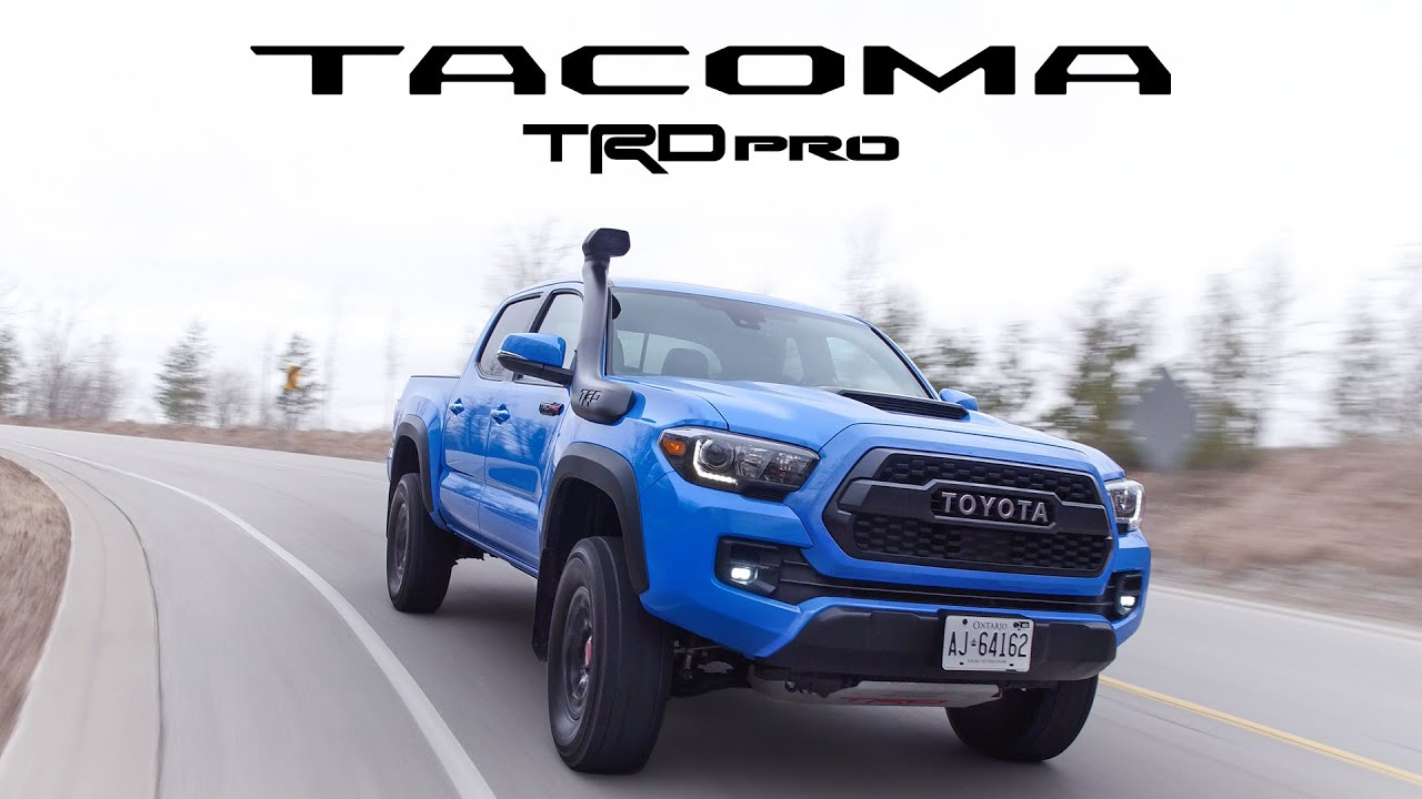 Photo of 2019 Toyota Tacoma TRD Pro Review – Still Good, But Not The Best