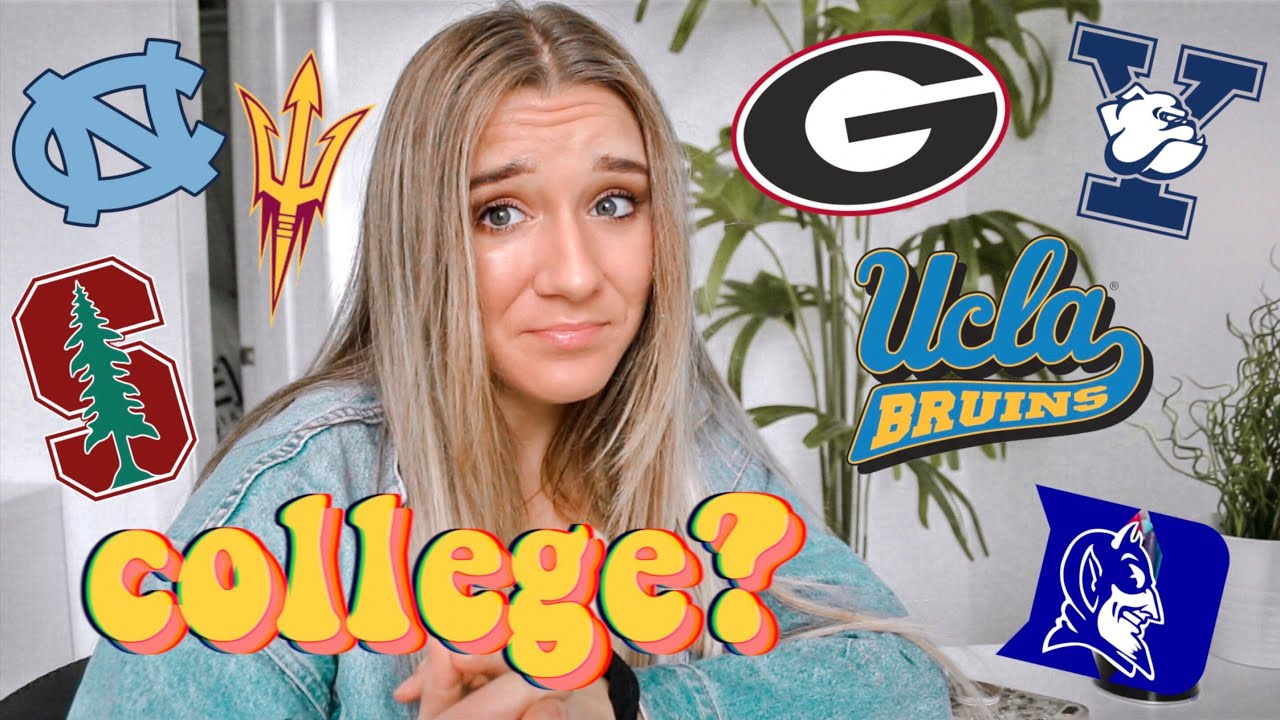 Photo of i applied to 12 out of state schools! college decision reaction 2019 (ucla, yale, stanford, etc)