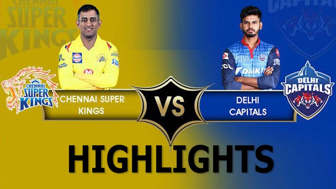 "Photo of Match 50 IPL 2019 Full Highlights ""CSK vs DC"" Full Match Highlights Today"
