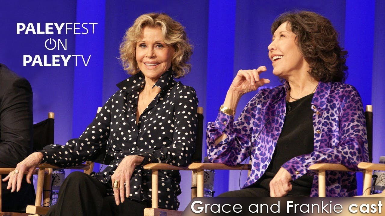 Photo of PaleyFest LA 2019: Grace and Frankie | Jane Fonda, Lily Tomlin