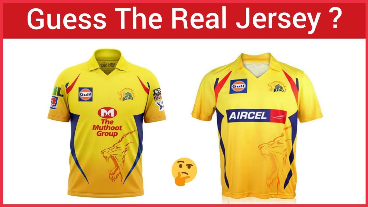 Photo of Guess The Real Jersey Of IPL Teams ? || Only True IPL Fan Can Answer | Vivo IPL 2019 By Jay Shivray