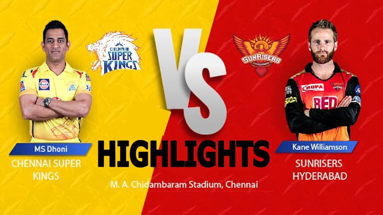 Photo of Match 41 IPL 2019 Full Highlights • CSK vs SRH Full Match Highlights Today
