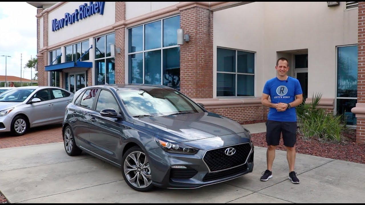Photo of Is the 2019 Hyundai Elantra GT N Line a HOT HATCH BARGAIN?