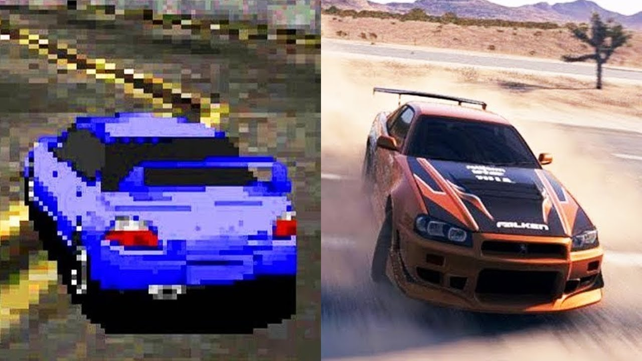 Photo of Evolution Of Need for Speed Games