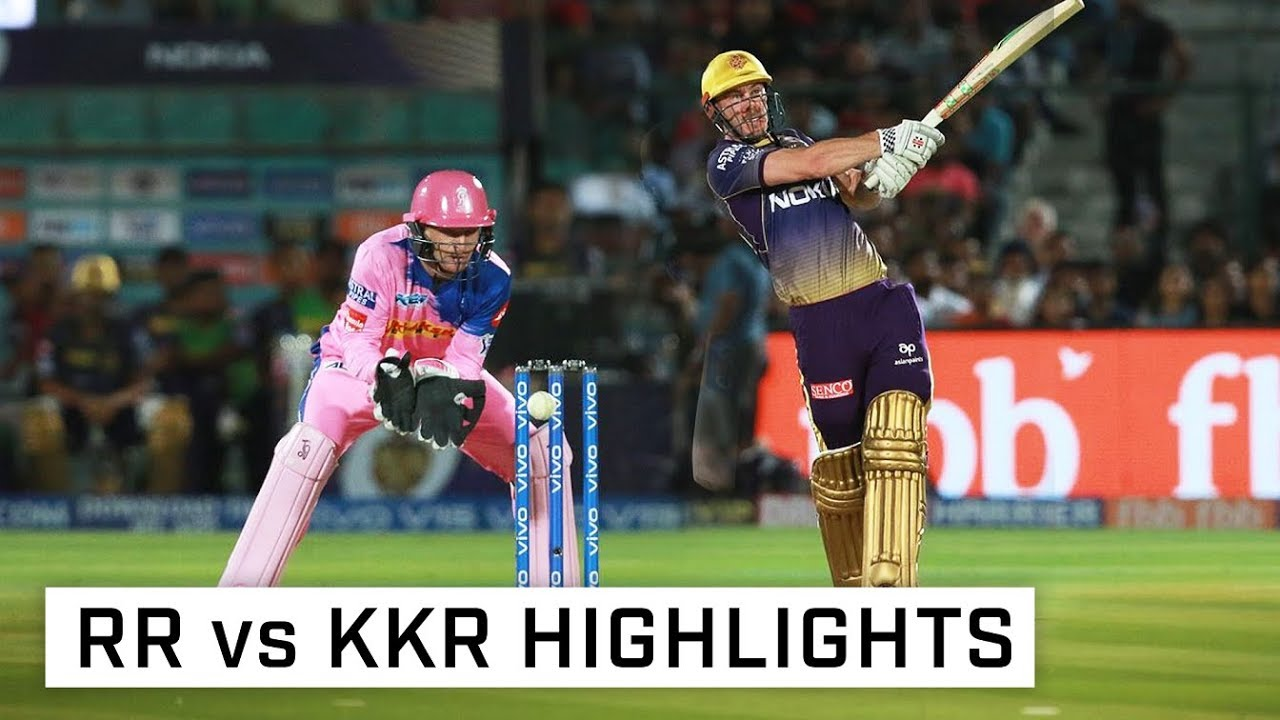 Photo of RR vs KKR FULL HIGHLIGHTS, IPL 2019 Match 21