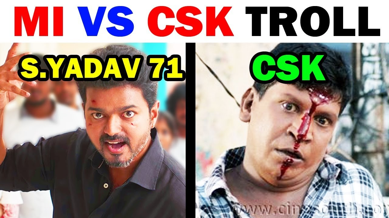 Photo of MI VS CSK | 7 MAY 2019 HIGHLIGHTS | IPL TROLL | TODAY TRENDING
