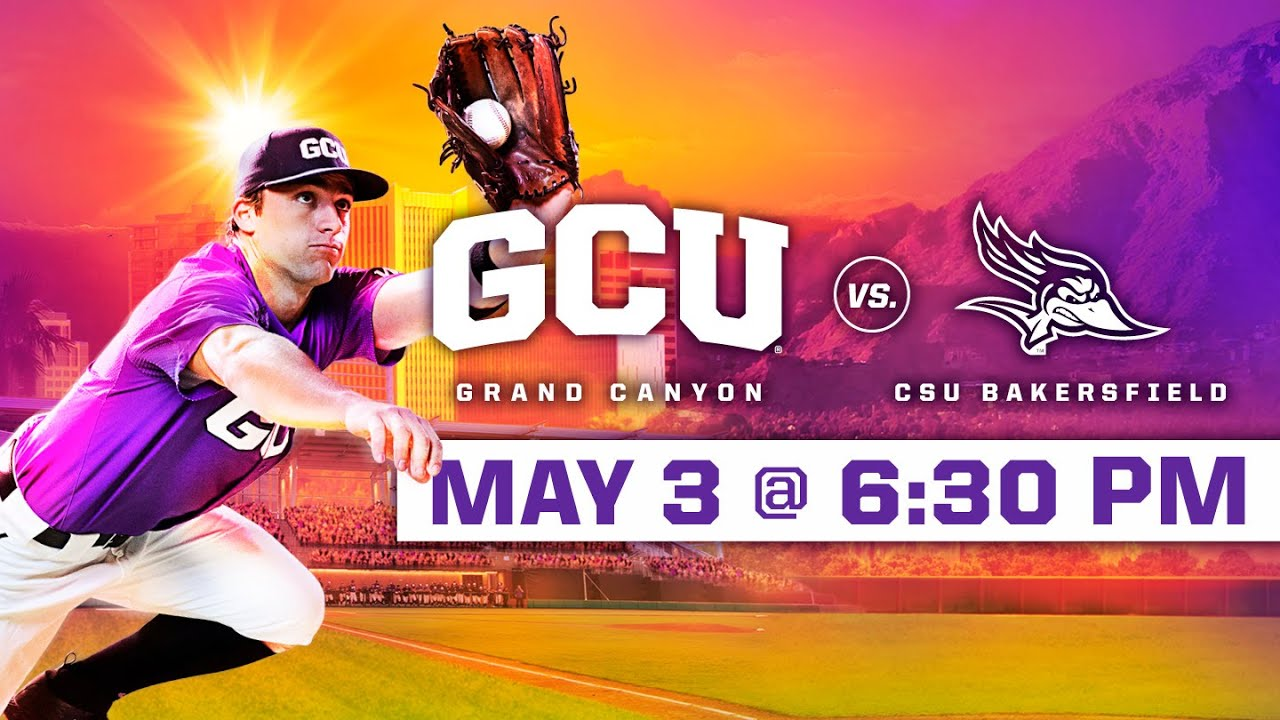 Photo of GCU Baseball vs. CSU Bakersfield May 3, 2019