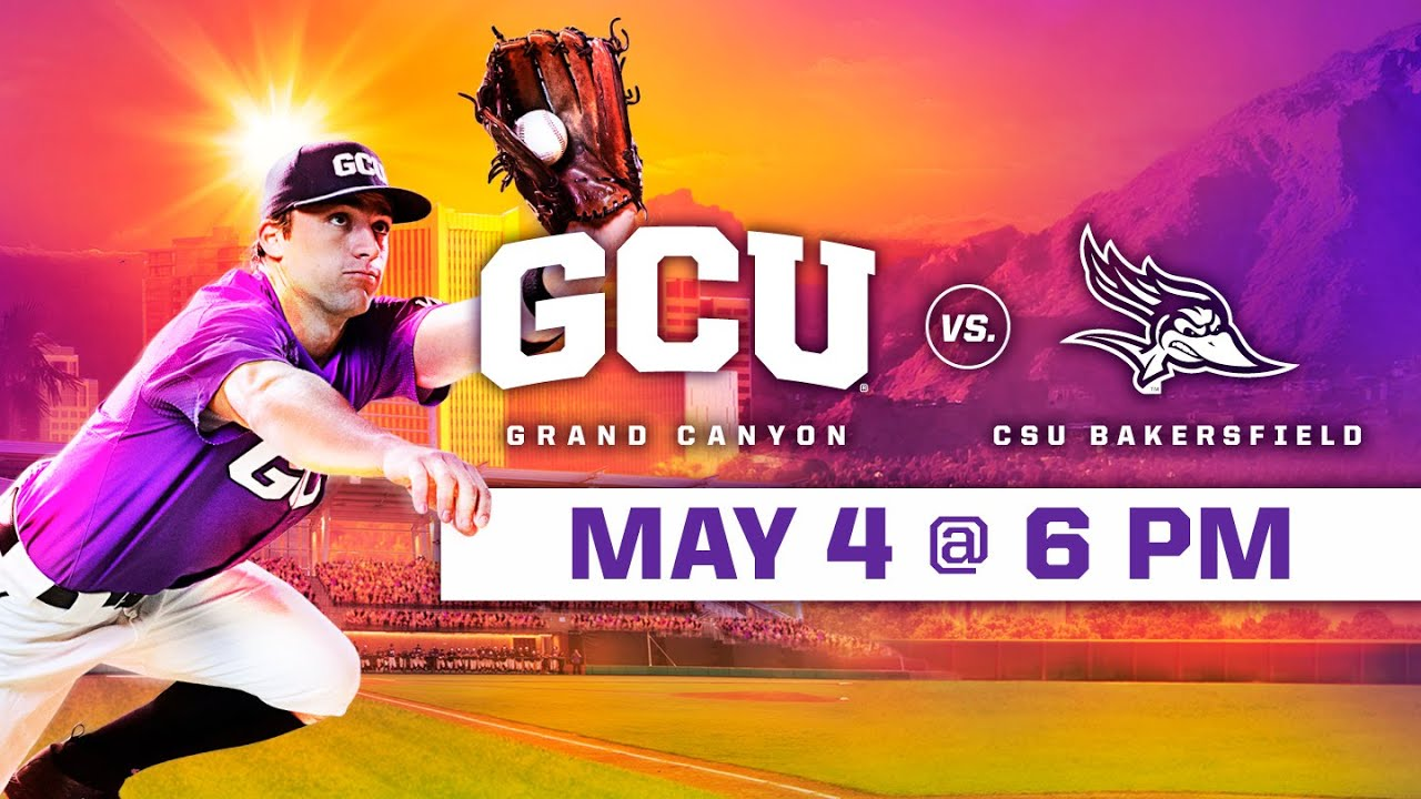 Photo of GCU Baseball vs. CSU Bakersfield May 4, 2019