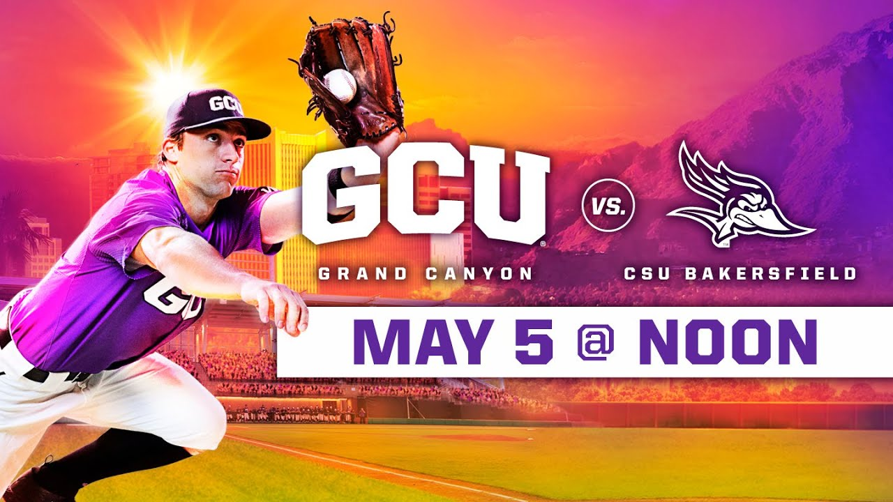 Photo of GCU Baseball vs. CSU Bakersfield May 5, 2019
