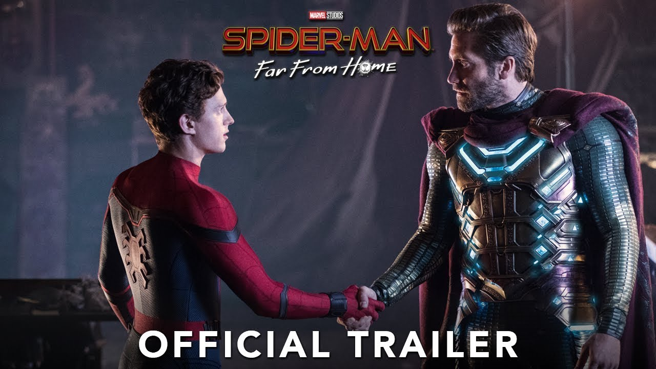 Photo of SPIDER-MAN: FAR FROM HOME – Official Trailer