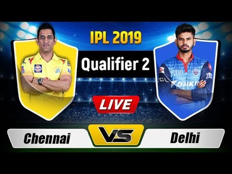 Photo of LIVE IPL 2019: CSK VS DC 2nd Qualifier Match IPL Live Stream | LIVE Score And Commentary |Ashes Cric