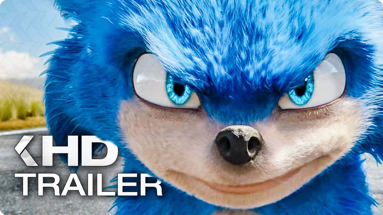 Photo of SONIC: The Hedgehog Trailer (2019)