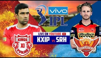 IPL 2019 LIVE: KXIP vs SRH 22nd IPL Match Live Stream | Paytm Support On Screen | Ashes 2017