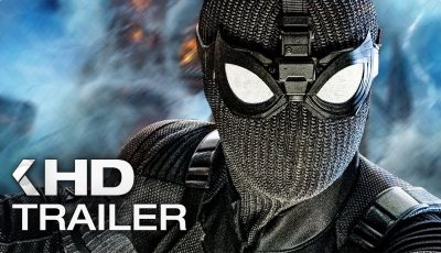 SPIDER-MAN: Far From Home – 7 Minutes Trailers (2019)