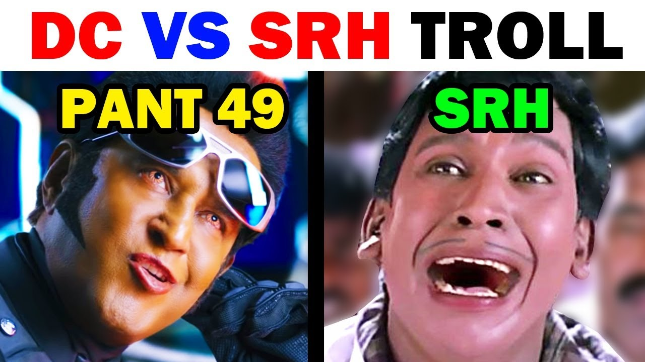 Photo of DC VS SRH | 8 MAY 2019 HIGHLIGHTS | IPL TROLL | TODAY TRENDING