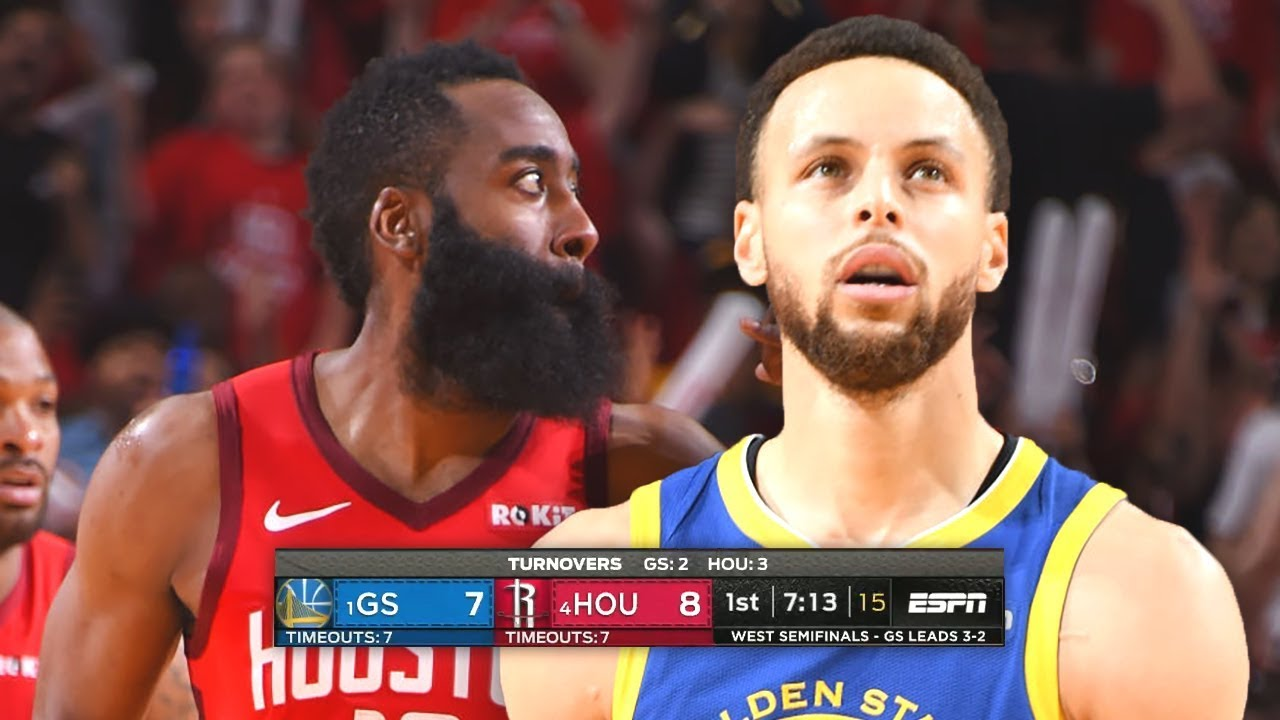 Photo of Golden State Warriors vs Houston Rockets – Game 6 – Full Game Highlights | 2019 NBA Playoffs
