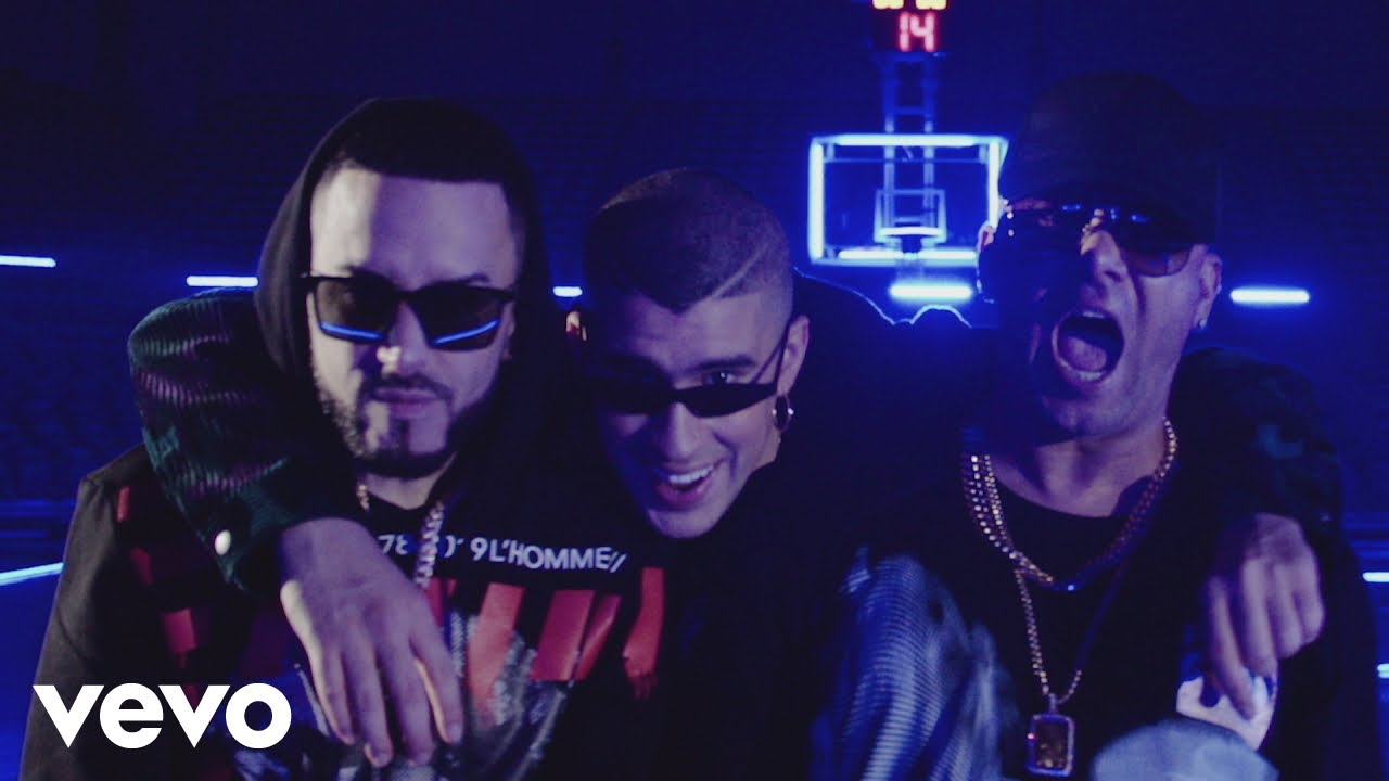Photo of Wisin & Yandel, Bad Bunny – Dame Algo (Official Video)