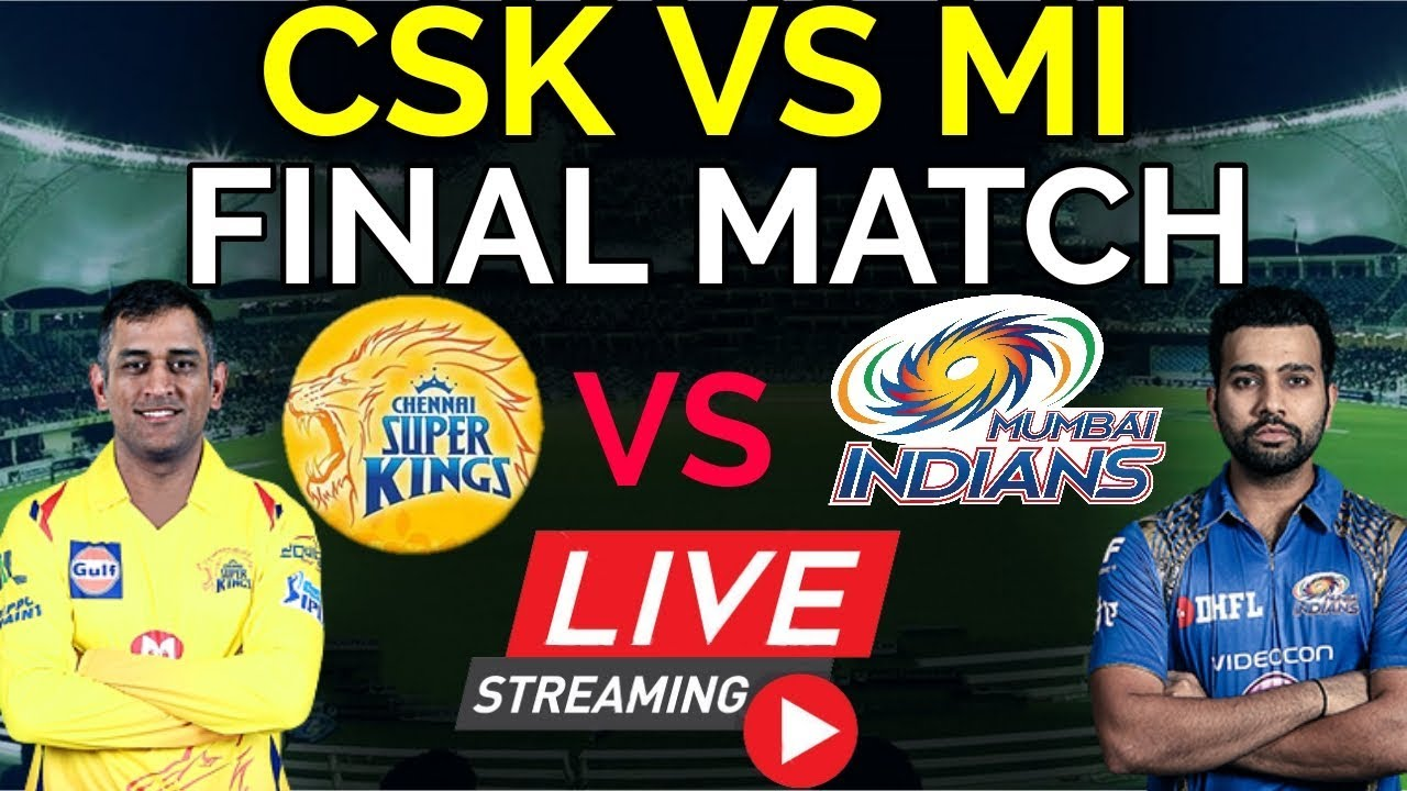 Photo of LIVE – IPL 2019 Live Score, MI vs CSK Final Live Cricket match highlights today