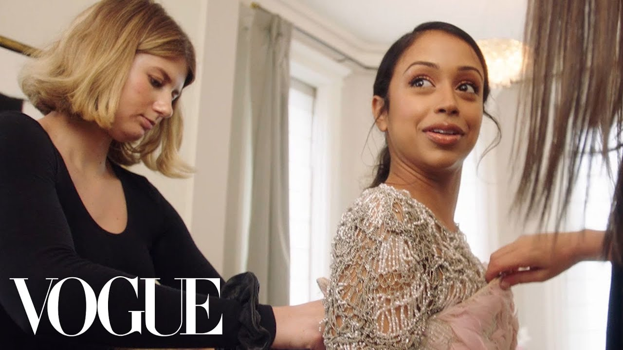 Photo of Liza Koshy Picks Her Dress for the Met Gala | Vogue