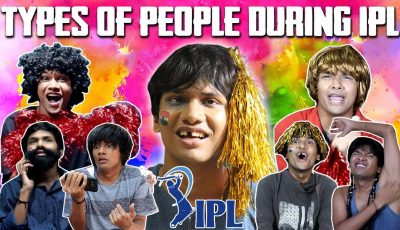 TYPES OF PEOPLE DURING IPL | COMEDY VIDEO || MOHAK MEET