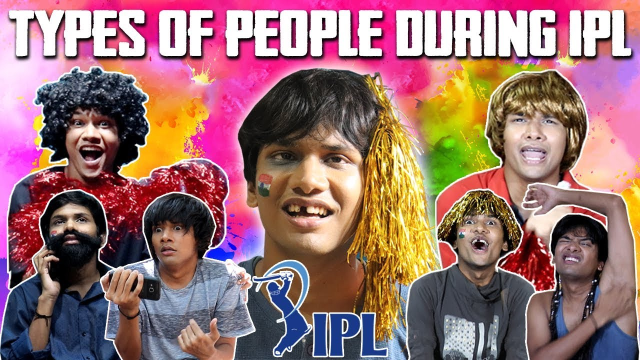 Photo of TYPES OF PEOPLE DURING IPL | COMEDY VIDEO || MOHAK MEET