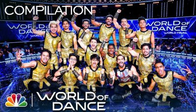 The Kings: All Performances – World of Dance 2019 (Compilation)