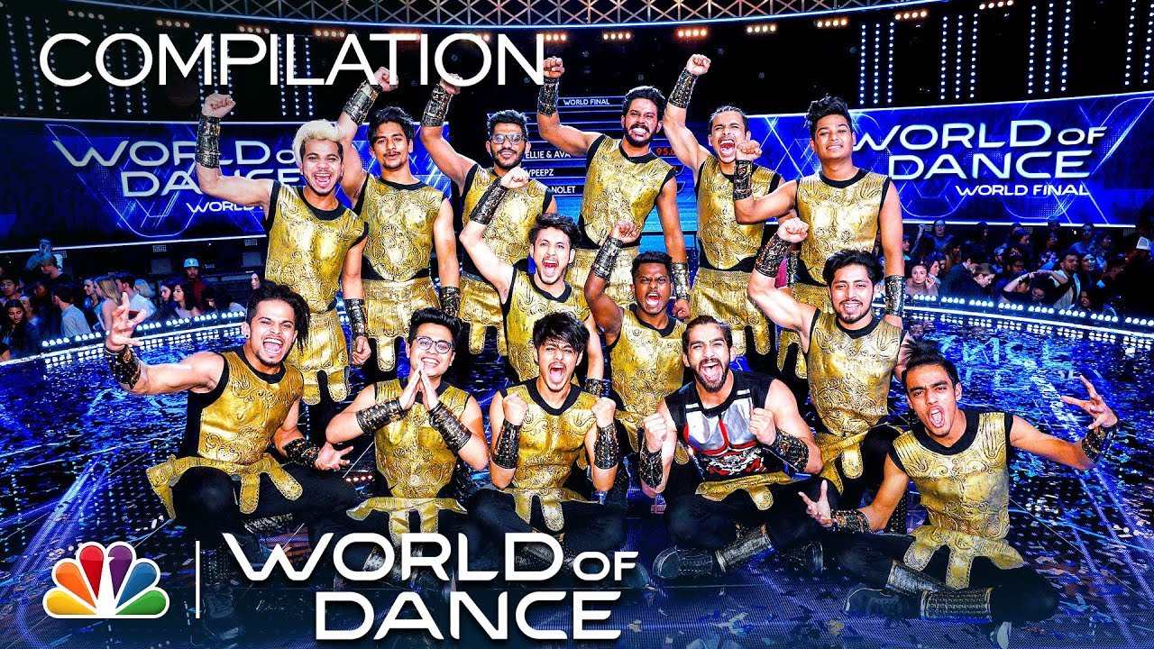 Photo of The Kings: All Performances – World of Dance 2019 (Compilation)