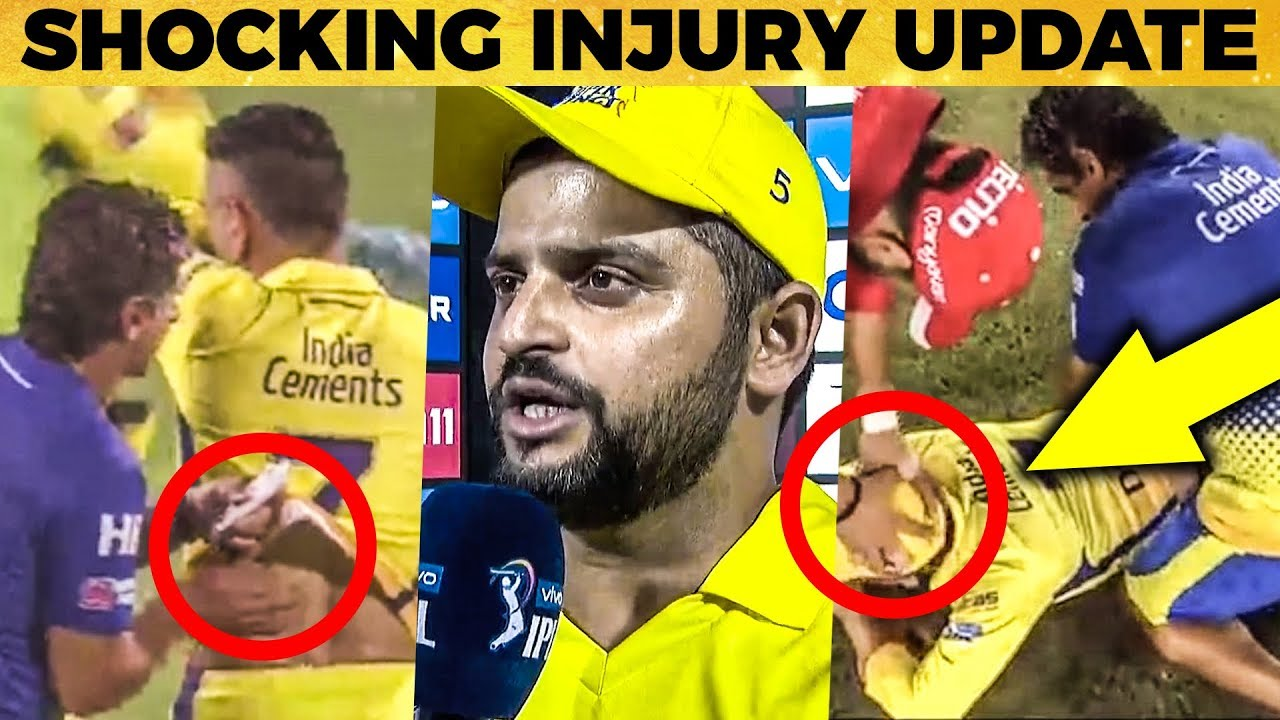 Photo of BREAKING: Dhoni out of IPL? –  Raina Reveals | CSK | Raina | IPL 2019