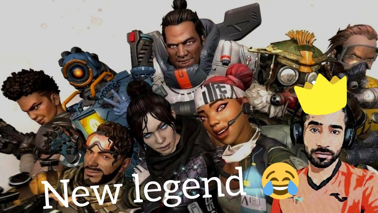 Photo of Apex Legends  life line ابيكس ليجيندز قاتلة فورتنايت 👀