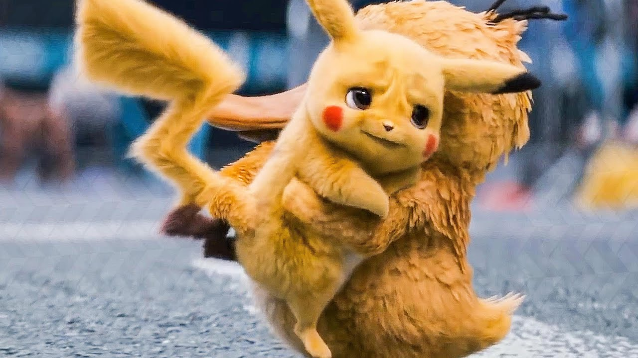 Photo of POKEMON: DETECTIVE PIKACHU – 11 Minutes Clips + Trailers (2019)