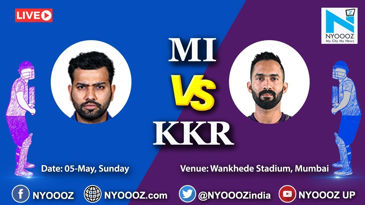 Photo of Live IPL 2019 Match 56 Discussion: MI vs KKR   Mumbai Indians won by 9 wickets