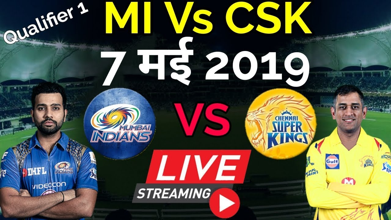 Photo of LIVE – IPL 2019 Live Score, MI vs CSK Live Cricket match highlights today