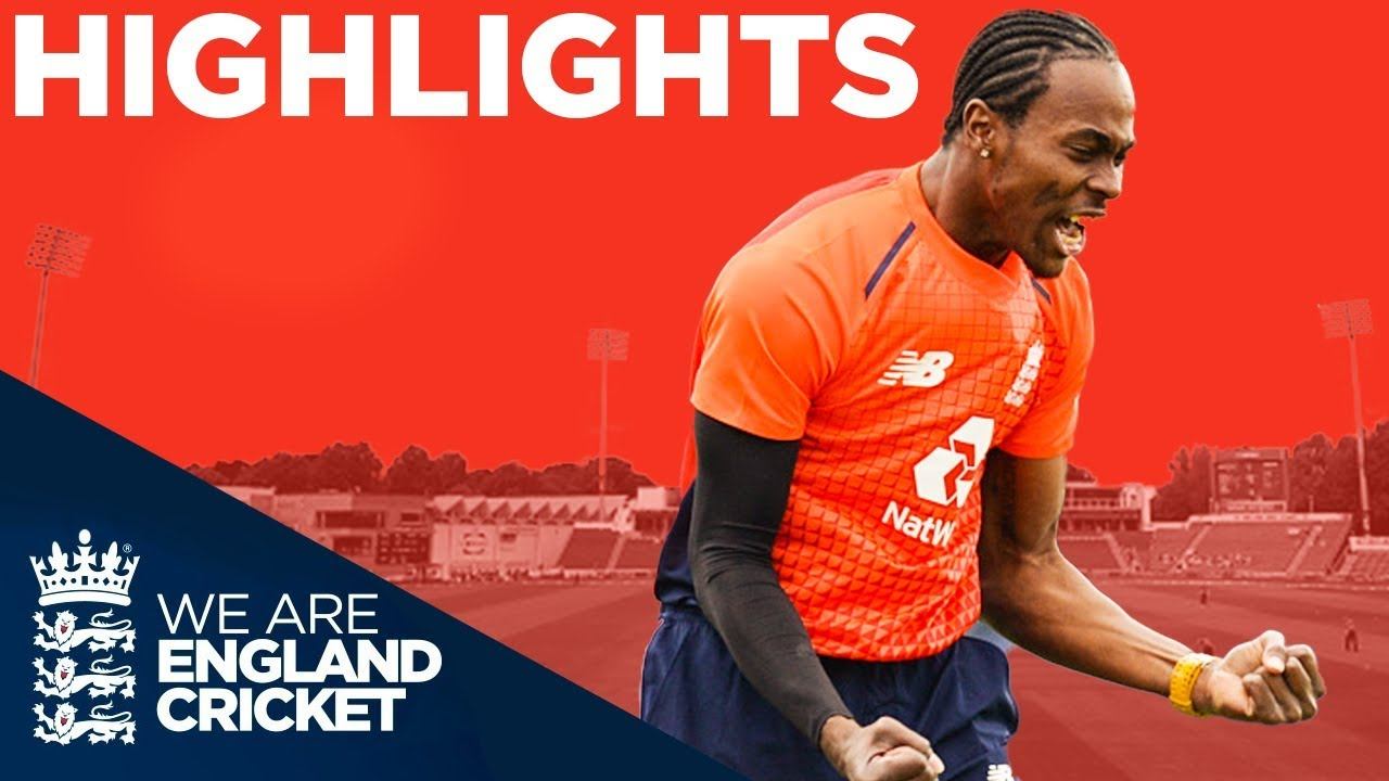 Photo of Archer & Morgan Shine For Hosts | England v Pakistan Only IT20 2019 – Highlights