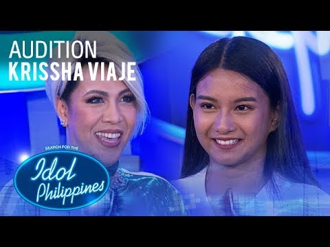 Krissha Viaje – 'Di Na Muli | Idol Philippines 2019 Auditions