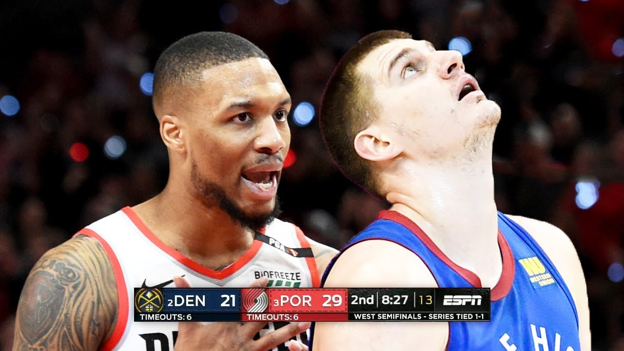 Photo of Denver Nuggets vs Portland Trail Blazers – Game 3 – Full Game Highlights | 2019 NBA Playoffs