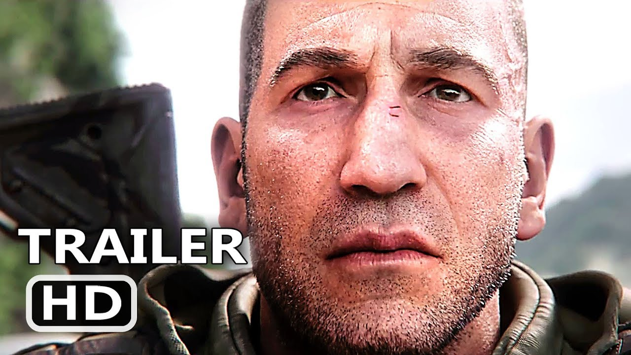Photo of GHOST RECON BREAKPOINT Official Trailer (2019) Jon Bernthal Action Game HD
