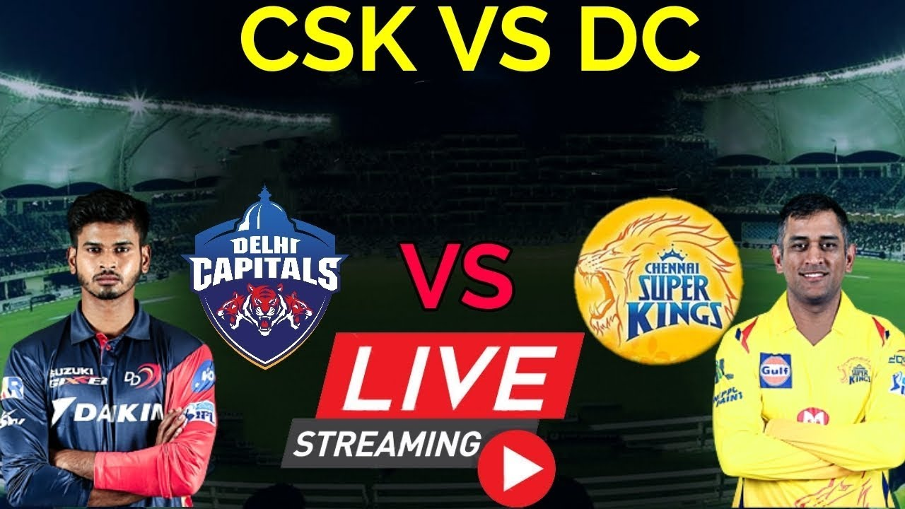 Photo of LIVE – IPL 2019 Live Score, CSK VS DC Live Cricket match highlights today