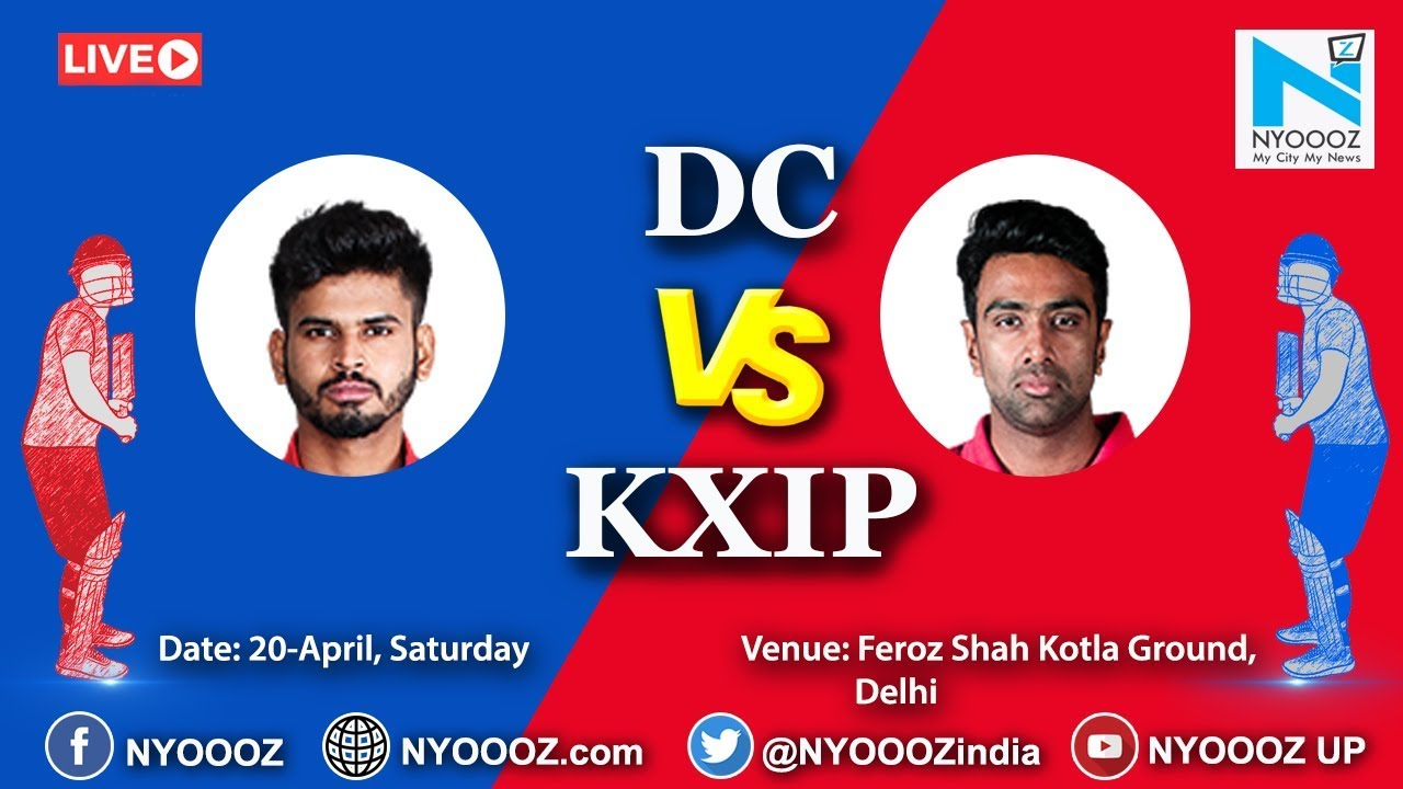 Photo of Live IPL 2019 Match 37 Discussion: DC vs KXIP | Target For Delhi Capitals Is 164