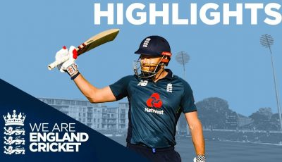 Bairstow Hits Century As England Complete Huge Chase | England v Pakistan 3rd ODI 2019 – Highlights
