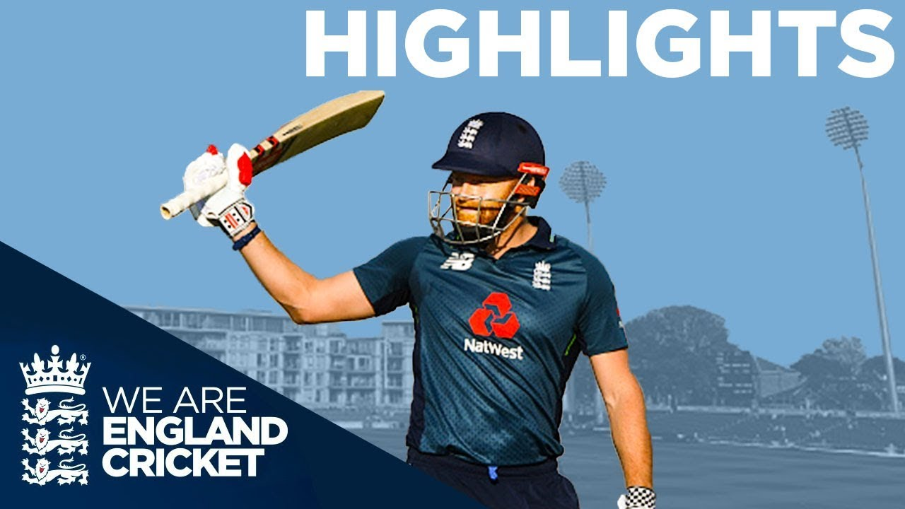 Photo of Bairstow Hits Century As England Complete Huge Chase | England v Pakistan 3rd ODI 2019 – Highlights