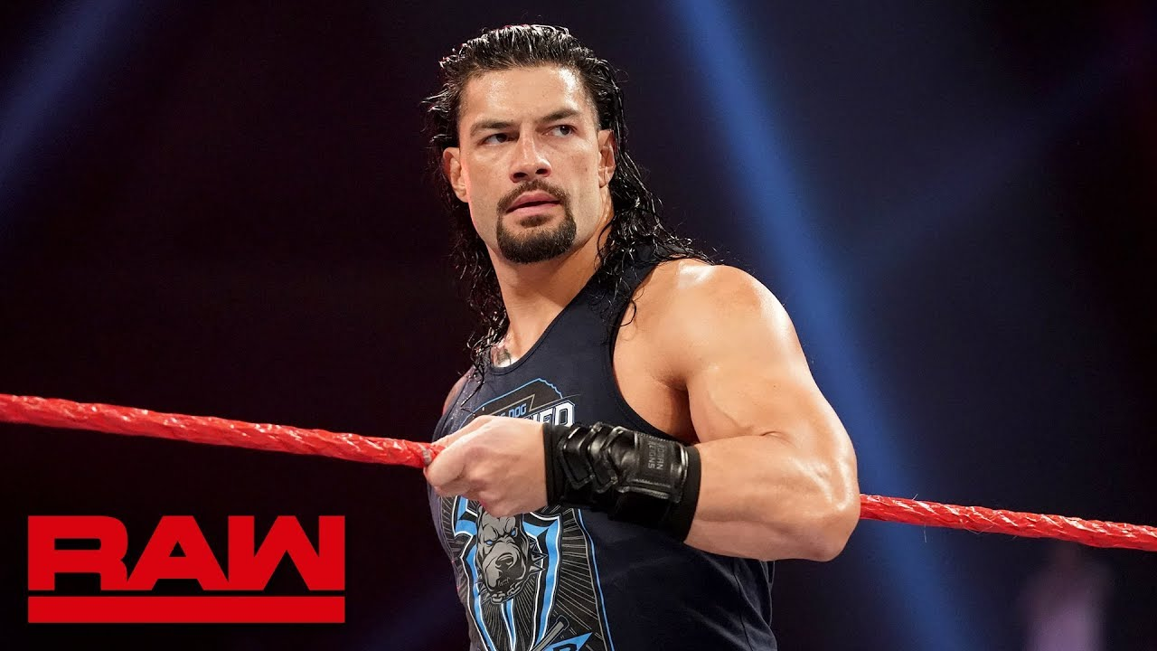 "Photo of Roman Reigns' defiance sparks a ""Wild Card Rule"": Raw, May 6, 2019"