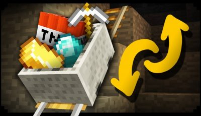 ✔ Minecraft: How to make an Automatic Item Transfer System