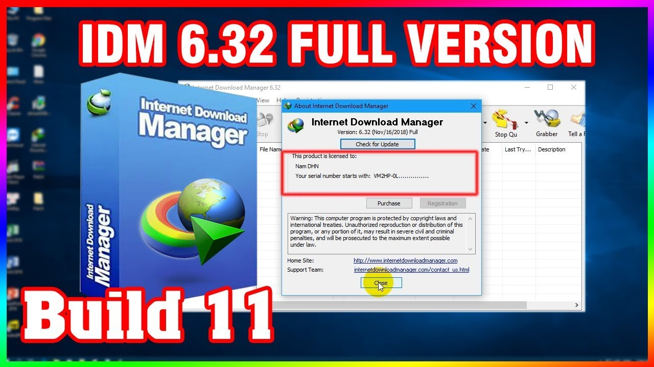 Photo of Download IDM 6.32 Build 11 (100% Working) ✔