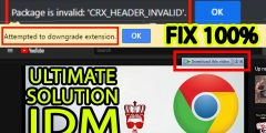 IDM Bar not showing on YouTube 2019 *Exclusive* | Internet Download Manager | ExPertInAll