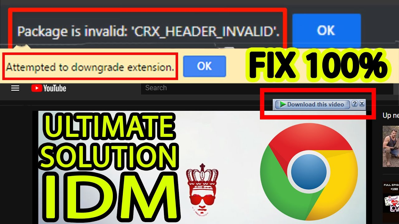 Photo of IDM Bar not showing on YouTube 2019 *Exclusive* | Internet Download Manager | ExPertInAll
