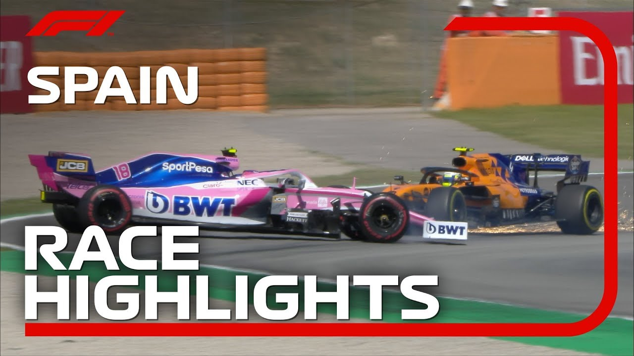 Photo of 2019 Spanish Grand Prix: Race Highlights