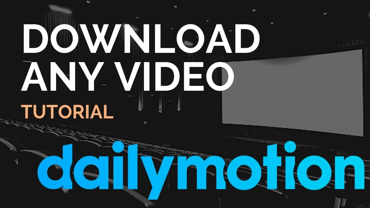 Photo of How to Download DailyMotion Videos – DailyMotion Video Downloader