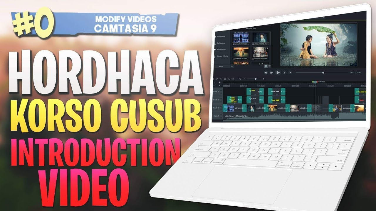 Photo of Course cusub camtasia studio 9 | by Triple A production