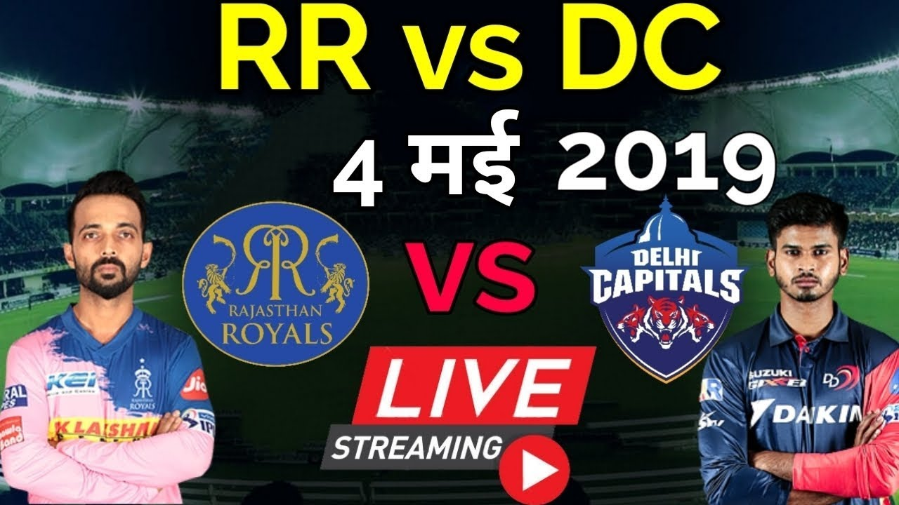 Photo of LIVE – IPL 2019 Live Score, RR vs DC Live Cricket match highlights today